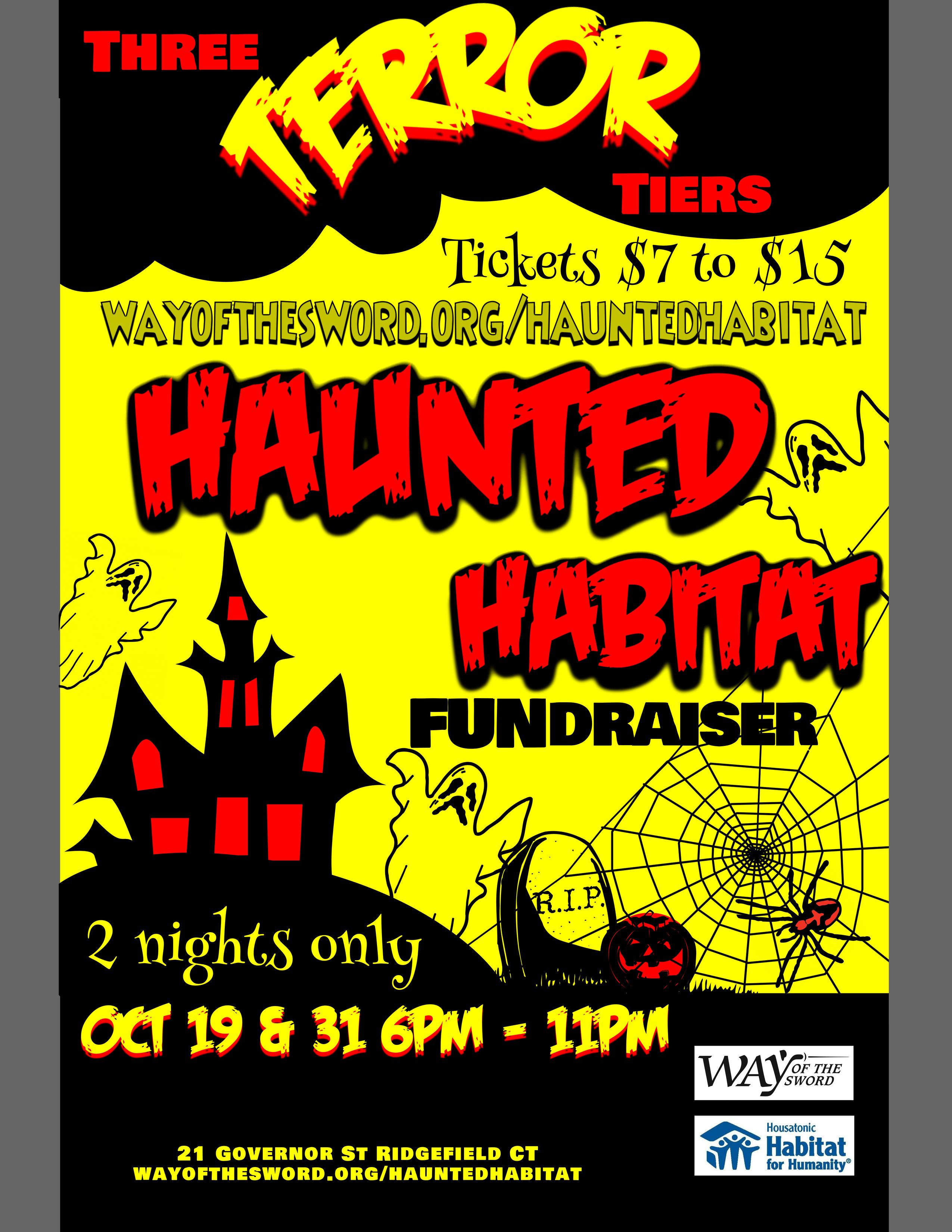 Haunted Habitat Poster